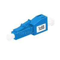 Image de Atténuateur à Fibre Optique Fixe Monomode LC/UPC, Mâle-Femelle, 1dB