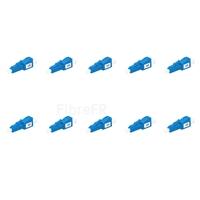 Image de Atténuateur à Fibre Optique Fixe Monomode LC/UPC, Mâle-Femelle, 1dB (10pcs/Paquet)