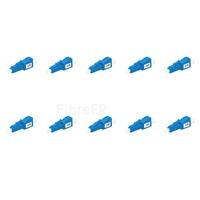 Image de Atténuateur à Fibre Optique Fixe Monomode LC/UPC, Mâle-Femelle, 3dB (10pcs/Paquet)