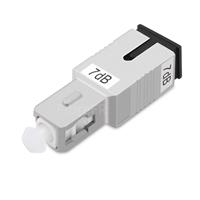 Image de Atténuateur à Fibre Optique Fixe Monomode SC/UPC, Mâle-Femelle, 7dB