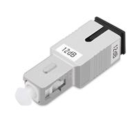 Image de Atténuateur à Fibre Optique Fixe Monomode SC/UPC, Mâle-Femelle, 12dB