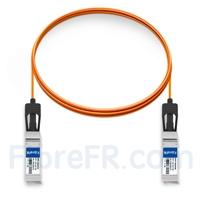 Image de 3m Brocade 10G-SFPP-AOC-0301 Compatible Câble Optique Actif SFP+ 10G