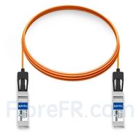 Image de 5m Extreme Networks 10GB-F05-SFPP Compatible Câble Optique Actif SFP+ 10G