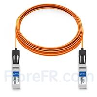 Image de 25m Juniper Networks JNP-10G-AOC-25M Compatible Câble Optique Actif SFP+ 10G