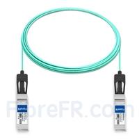 Image de 5m Dell CBL-25GSFP28-AOC-5M Compatible Câble Optique Actif SFP28 25G