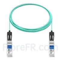 Image de 7m Générique Compatible Câble Optique Actif SFP28 25G