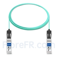 Image de 5m Intel XXVAOCBL5M Compatible Câble Optique Actif SFP28 25G