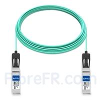 Image de 20m Intel XXVAOCBL20M Compatible Câble Optique Actif SFP28 25G