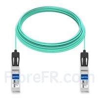 Image de 25m Intel XXVAOCBL25M Compatible Câble Optique Actif SFP28 25G