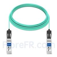 Image de 30m Intel XXVAOCBL30M Compatible Câble Optique Actif SFP28 25G