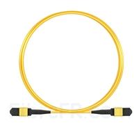 Image de 3m Senko MPO Femelle 12 Fibres OS2 9/125 Câble Trunk Monomode, Type B, Élite, LSZH, Jaune