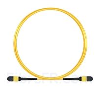 Image de 3m MPO Femelle 12 Fibres OS2 9/125 Câble Trunk Monomode, Type B, Élite, LSZH, Jaune