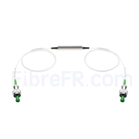 Image de Isolateur optique FC de taille standard de tube de gaine 1M 1310nm