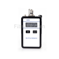 Image de Photomètre Optique Portable OPM-205A (-70 ~ +6dBm) avec Connecteur 2,5mm FC/SC/ST