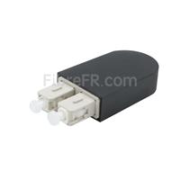 Image de Module Loopback à Fibre Optique SC/UPC Duplex PVC OM1 62.5/125 Multimode