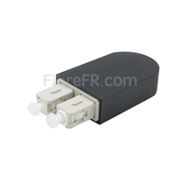 Image de Module Loopback à Fibre Optique SC/UPC Duplex PVC OM4 50/125 Multimode
