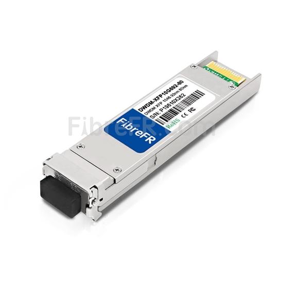 Image de Fujitsu FC9686MX15 Compatible 10GBase-DWDM XFP Module Optique 1546,92nm 80km SMF(LC Duplex) DOM