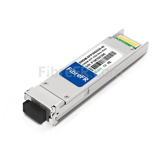 Image de Finisar FTLX3613M330 Compatible 10GBase-DWDM XFP Module Optique 1553,33nm 40km SMF(LC Duplex) DOM