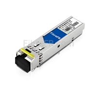 Image de Alcatel-Lucent SFP-100-BXLC-D Compatible Module SFP Bidirectionnel 100BASE-BX-D 1550nm-TX/1310nm-RX 20km DOM