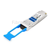 Image de Avago QSFP-40G-ER4 Compatible Module QSFP+ 40GBASE-QSFP-ER4 et OTU3 1310nm 40km LC DOM