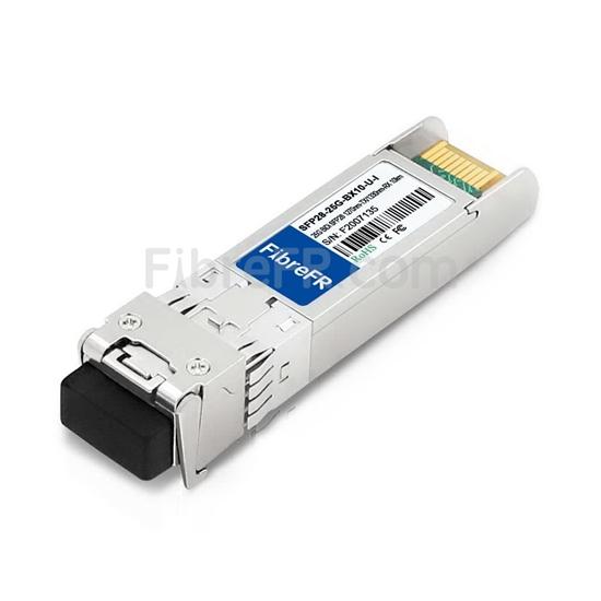 Image de Générique Compatible Module SFP28 25GBASE-BX10-U 1270nm-TX/1330nm-RX 10km Industriel DOM