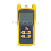 Image de Photomètre Optique Portable OPM-208C (-50 ~ +26dBm) avec Connecteur 2,5mm FC/SC/ST