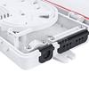 Image de FTB-104C Boîtier de Terminaison Optique Montage Mural 4 Ports sans Pigtails ni Adaptateurs